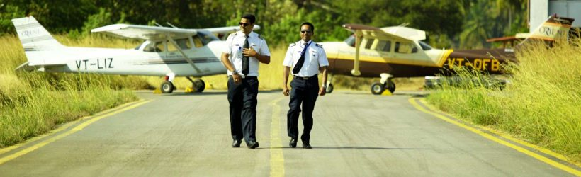 best destination for an Aviation & Flight Training Courses